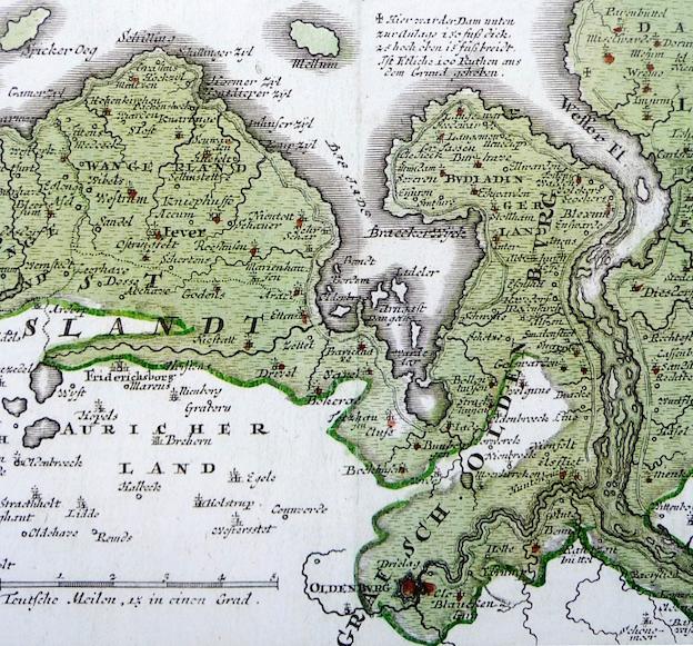 Dangast Karte.Ausstellungen Akademie Dangast